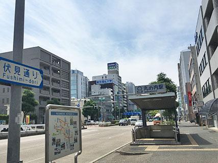 名古屋城 丸の内