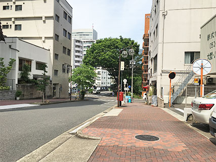 名古屋城 高低差