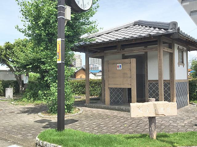 岩倉街道 岩倉城