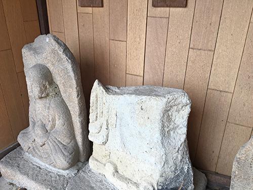 善光寺(けさがけ地蔵)